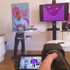 C. Vacchiano (Grupo Consultores) en #CannesLions: