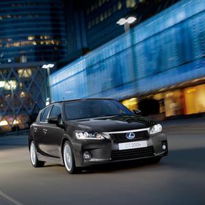 Lexus logra el mayor rating de la semana de la mano de Antena 3