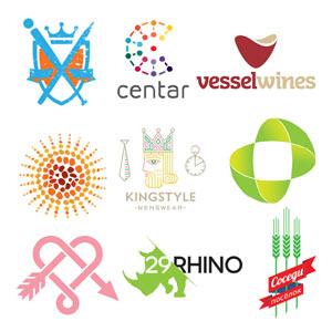 15 Tendencias Que Marcarán El Diseño De Logos En 2013