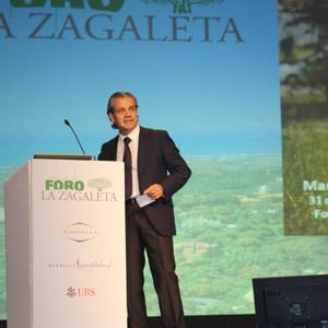 M. de Quinto (Coca-Cola) en #ForoLaZagaleta: