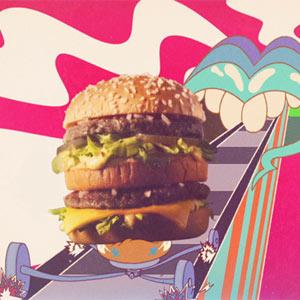 McDonald's apuesta en su nueva campaña por el futurismo con tintes retro