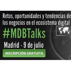 Una nueva iniciativa del Instituto de la Economía Digital de ESIC –ICEMD: #MDBTALKS