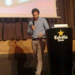 J. Fernández (Arena Media) en #wearemultitaskers: