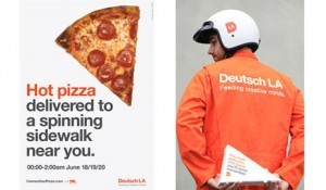 Deutsch dará pizza gratis a los creativos más juerguistas y trasnochadores en Cannes Lions