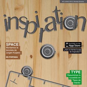 Las novedades más jugosas con el nuevo número de Inspiration