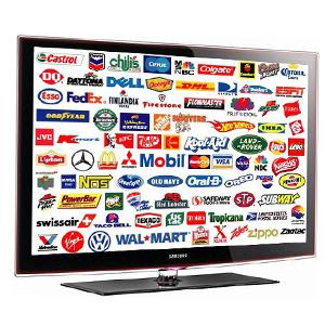 La publicidad en televisón y prensa desciende en España en el mes de mayo