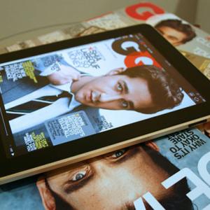 Más y más marcas se atreven a anunciarse en las ediciones digitales de las revistas