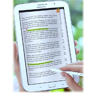 Samsung, partner tecnológico de la Feria del Libro de Madrid