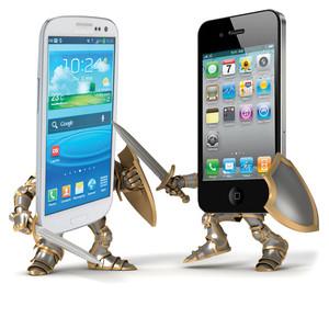 Apple pierde la batalla de patentes en Estados Unidos contra Samsung
