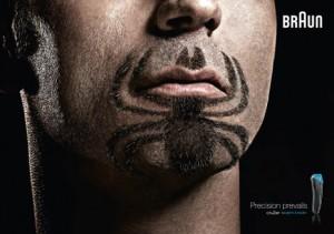 Braun nos ayuda a lucir la barba de nuestro superhéroe favorito