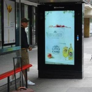 Stella Artois lanza una campaña que sólo se ve cuando hace buen tiempo