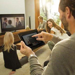 A los usuarios de dispositivos móviles les chiflan los vídeos, pero desde el calor del hogar