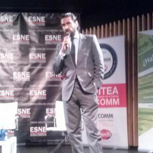 I. Ortega (Madrid Emprende) en #xCOMM: