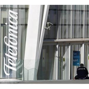 El beneficio de Telefónica disminuye un 0,9% el primer semestre de 2013