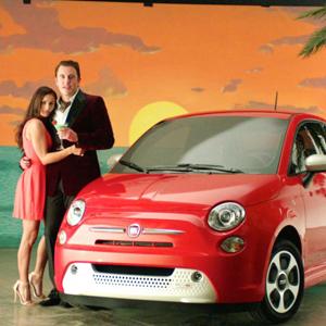Fiat se mete a celestina y crea una página de citas para dar a conocer el nuevo Fiat 500e en California