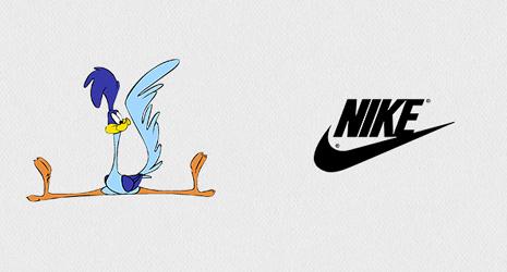 Si los logos de 20 grandes marcas fueran dibujos animados