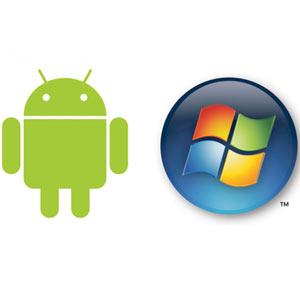 ¿Son Android y Windows