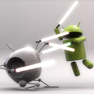 Los usuarios de iPhone, más fieles a su sistema operativo que los usuarios de Android