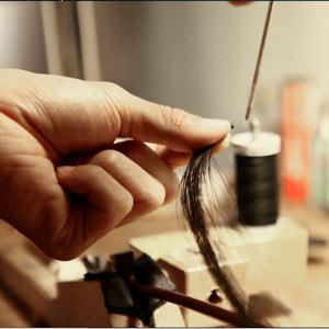 Increíble pero cierto: Un cuarteto de cuerda que utiliza pelo de mujer para promocionar un champú