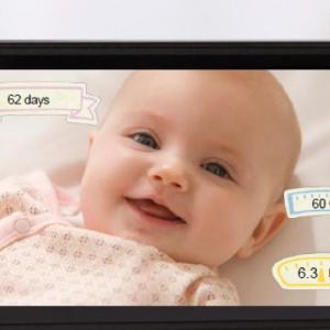 Captura los gestos de tu bebé y atesóralos para siempre con LEGRIA de Canon