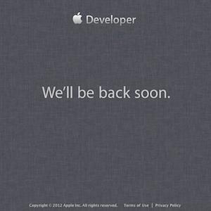 La página de programación de Apple fue hackeada pero la información estaba encriptada