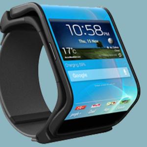 ¿Qué le parecería doblar su smartphone y convertirlo en su nuevo reloj?