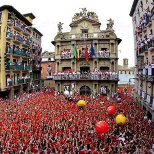 Los Sanfermines finalizan con un patrocinio de casi 183.000 euros, un 15% menos que el pasado 2012