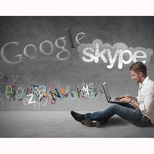 Google incrementa los servicios de Hangouts, y hace temblar a Skype