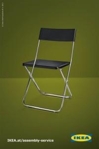 IKEA se ríe de sí misma en una nueva campaña y reconoce que sus muebles son a veces