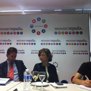 Mediaset se alza con el liderazgo en audiencia con su exitosa estrategia multipantalla
