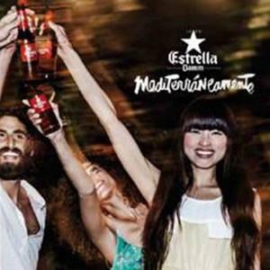 Estrella Damm saca una campaña de exteriores con la esencia de su spot