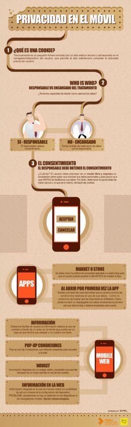Eche el cerrojo al móvil para proteger su privacidad con estos prácticos consejos
