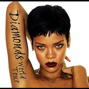 Budweiser llevará a Rihanna por 85 países en su nueva campaña 'Made for Music'