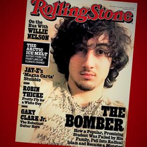 Rolling Stone boicoteada por lectores y tiendas tras la polémica portada del terrorista de Boston