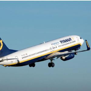 Ryanair incluirá anuncios de marcas en el exterior de sus aviones