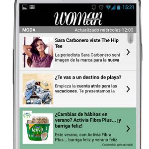 """TAPTAP presenta Native Ads, la primera solución de """"branded content"""" para móvil"""