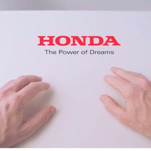 Honda muestra en tan solo dos minutos sus 65 años de trayectoria a través de su vídeo 'Hands'