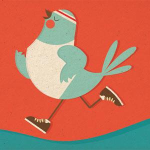 Twitter corre que se las pela difundiendo información, pero no más que las agencias de noticias