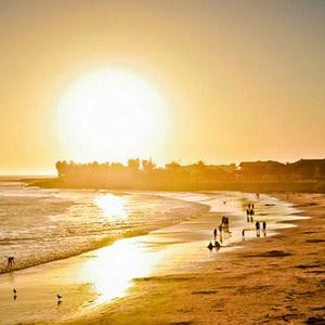 La playa californiana de Silicon Beach, el lugar idílico para las empresas tecnológicas más creativas