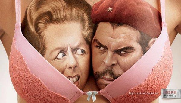 Margaret Thatcher - Ché Guevara
