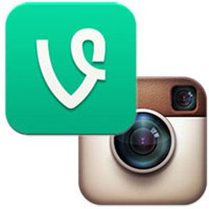 Instagram le está ganando el pulso a Vine, y con creces