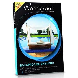 El verano sigue en otoño gracias a Wonderbox