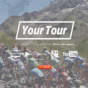 Corra el Tour de Francia de manera virtual de la mano de Google