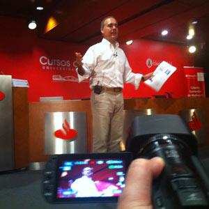 J. R. Zapatero (Google) en #MarketingRRHH: