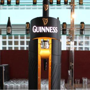 Guinness utiliza la tecnología NFC en los grifos de cerveza de Reino Unido e Irlanda