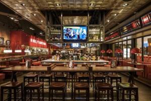 Le invitamos a dar un paseo por la nueva estética de la cadena de restaurantes TGI Friday's