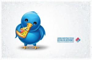 55 anuncios offline contagiados por la fiebre de las redes sociales