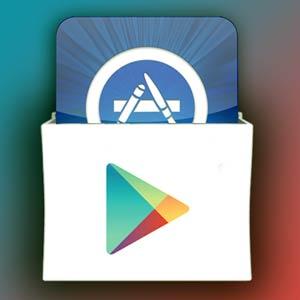 Google Play consigue un 10% más de descargas que App Store
