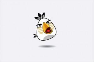 Los Angry Birds se fusionan con logos famosos, ¿podrá adivinarlos todos?