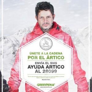 Alejandro Sanz se une a favor del medio ambiente